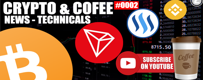 CRYPTO AND COFFEE – #0002 – TRADING BOT AND BTC