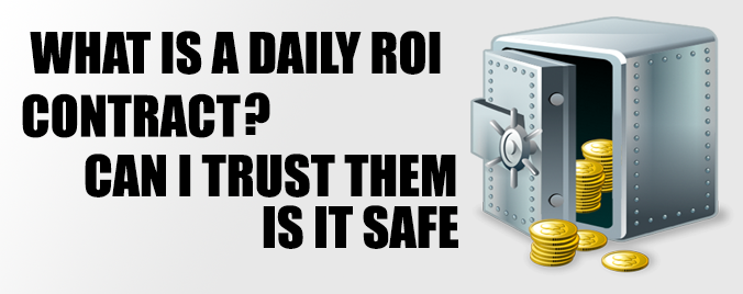 WHAT IS DAILY ROI CONTRACT