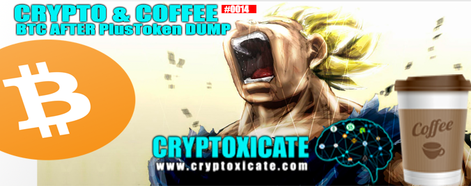 Coffee And Crypto 0014 – BTC RECOVER AFTER PLUS TOKEN