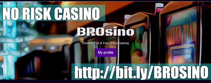 NO RISK CASINO ON STEEMIT