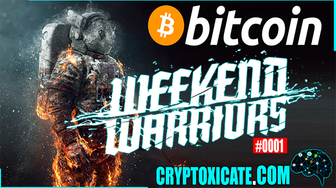 ALL IN USDT FOR THE WEEKEND NO BITCOIN – BTC Weekend Warrior #0001