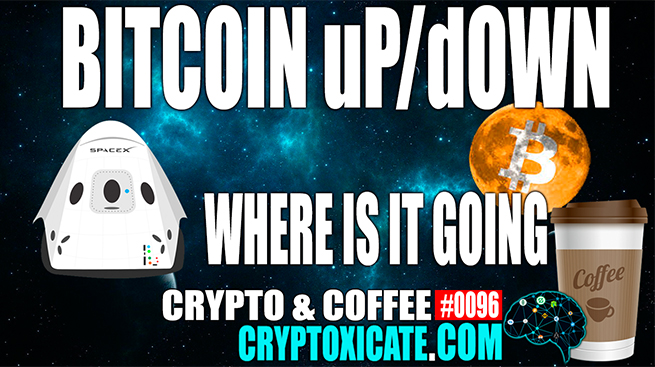 TIRED OF HOLDING BITCOIN? – Crypto & Coffee #0096