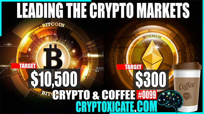 Ethereum And Bitcoin At Critical Bullish Levels – Crypto & Coffee #0099