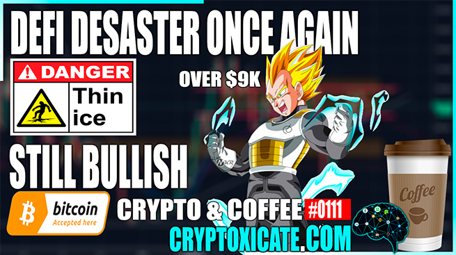 Recovering From Another Defi Disaster – Crypto & Coffee #0111
