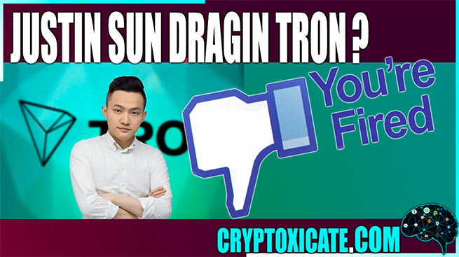 Justin Sun A Genius Or Anchor Of TRON Cryptocurrency