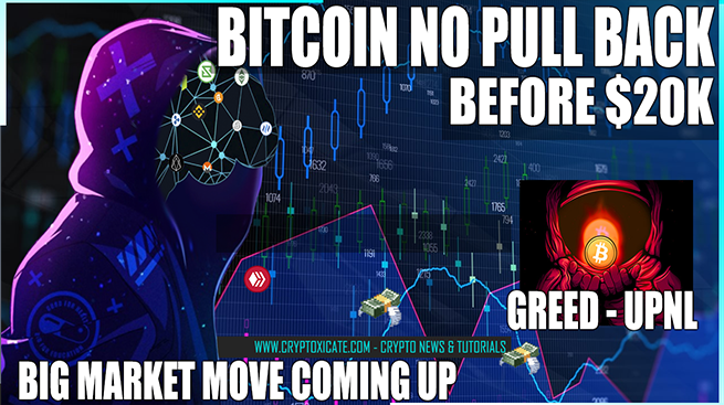 Bitcoin Might Not Get That Pullback