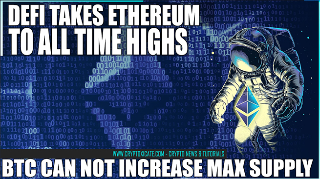 Ethereum To Brake All Time High - Higher Price And More Adoption