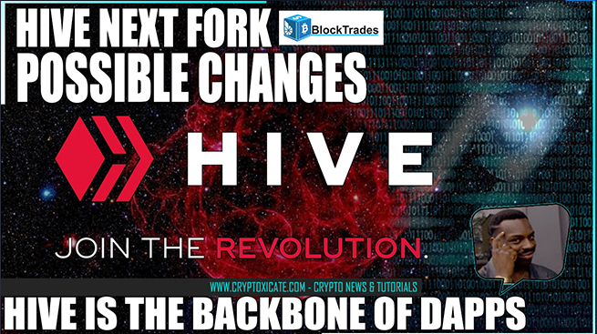 Hive Possible Changes In The Next Six Months - Hive HARD FORK 25