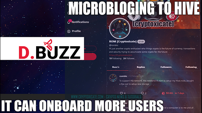 Hive Microbloging To Increase Active Users - Dbuzz Microblogging