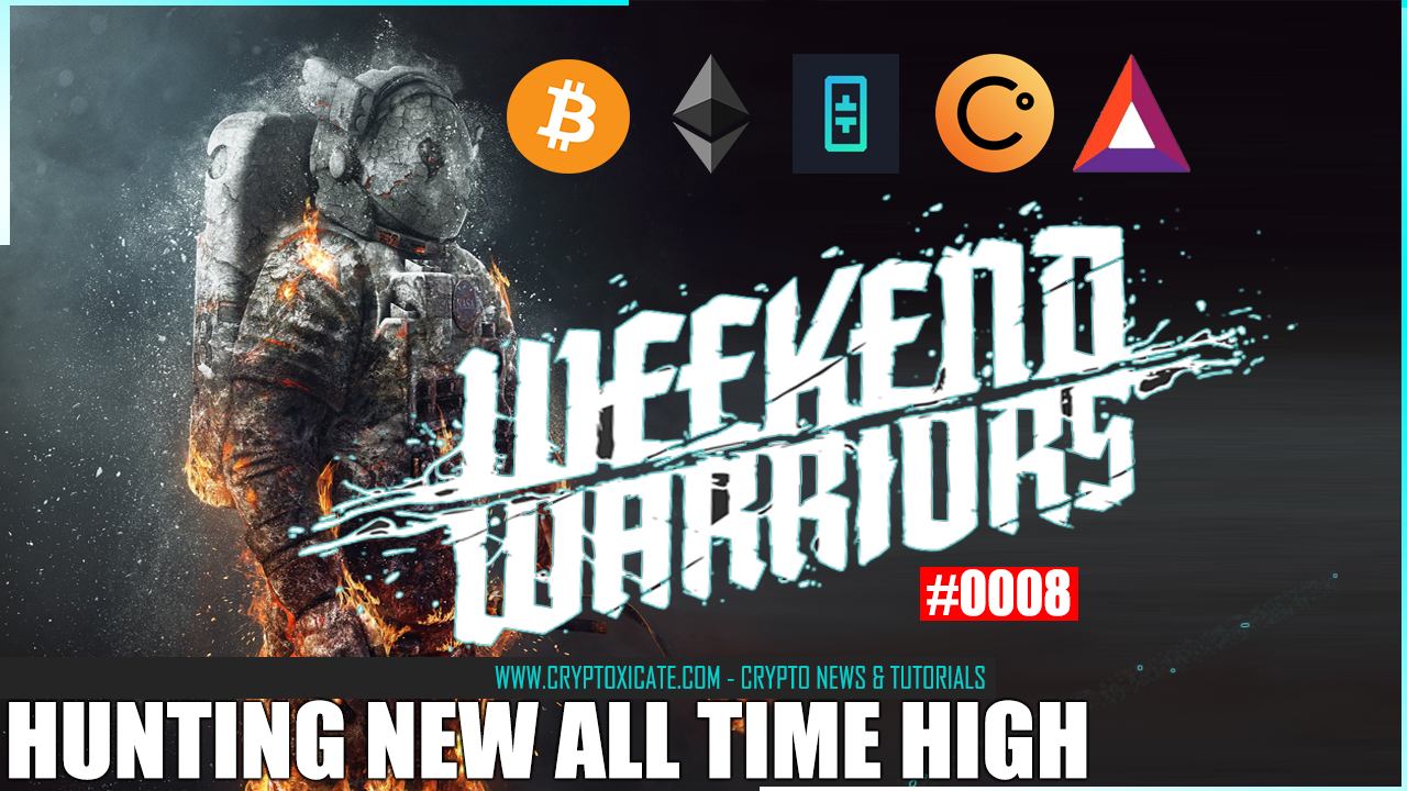 BITCOIN HUNTING NEW ALL TIME HIGH – RETRACE MIGHT NOT BE OVER